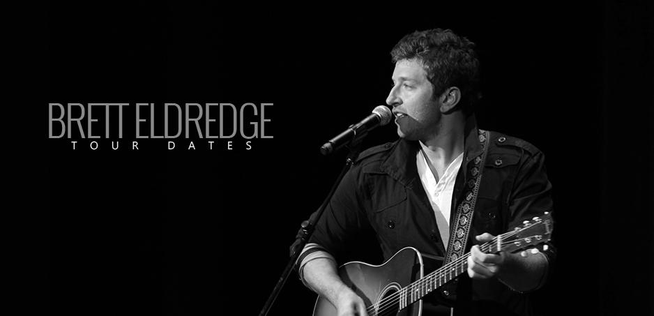 Brett Eldredge Tour